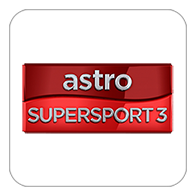 Live events on Astro SuperSport 3, Malaysia - TV Station