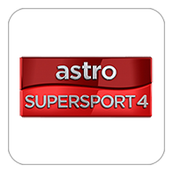 Live events on Astro SuperSport 4, Malaysia - TV Station