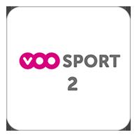 <b>Live</b> sport events on <b>VOO Sport</b> 2, Belgium - <b>TV</b> Station