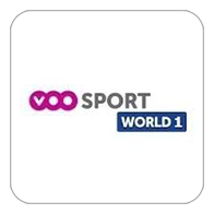 <b>Live</b> sport events on <b>VOO Sport</b> World 1, Belgium - <b>TV</b> Station